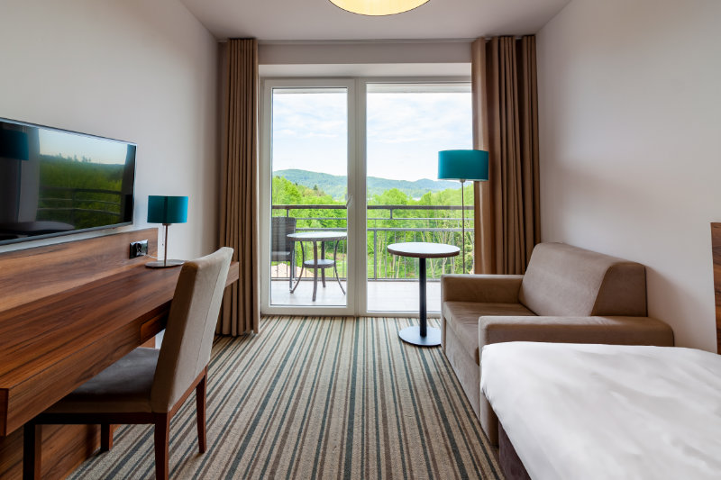 Single room - Solina Resort